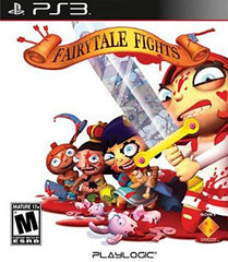 Fairytale Fights (PLAYSTATION3)