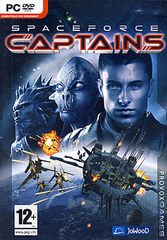 Spaceforce - Captains (French Version Only) (PC) PC Game