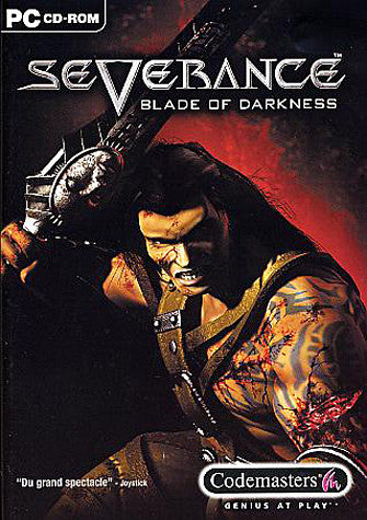Severance Blade of Darkness (French Version Only) (PC) PC Game