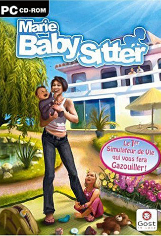 Marie Baby-Sitter (French Version Only) (PC) PC Game