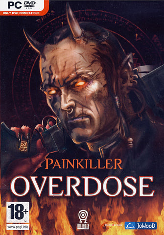 Painkiller - Overdose (French Version Only) (PC) PC Game