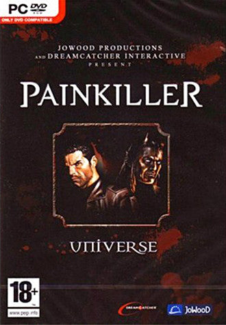 Painkiller - Universe (French Version Only) (PC) PC Game
