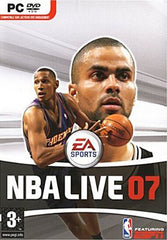 NBA Live 07 (French Version Only) (PC)