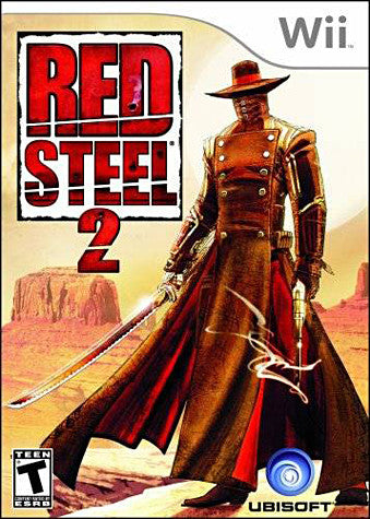 Red Steel 2 (NINTENDO WII) NINTENDO WII Game