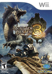 Monster Hunter 3 Tri (NINTENDO WII)