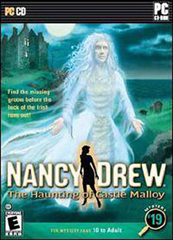 Nancy Drew - The Haunting of Castle Malloy (PC) PC Game