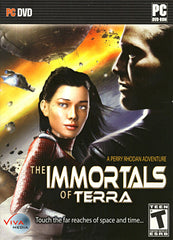 The Immortals of Terra - A Perry Rhodan Adventure (PC)
