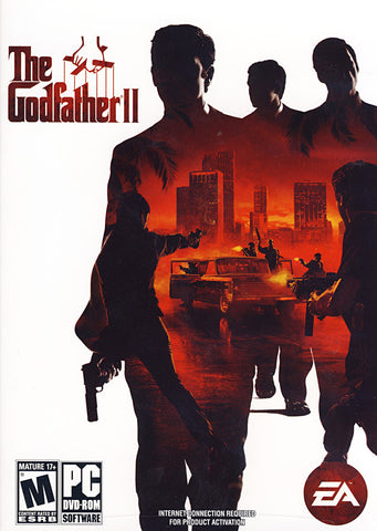 The Godfather II (2) (Limit 1 copy per client) (PC) PC Game