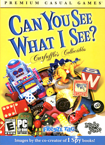 Can You See What I See? (PC) PC Game