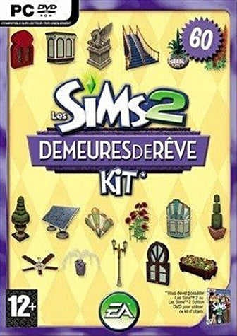 Les Sims 2 - Kit Demeures de Reve (French Version Only) (PC) PC Game