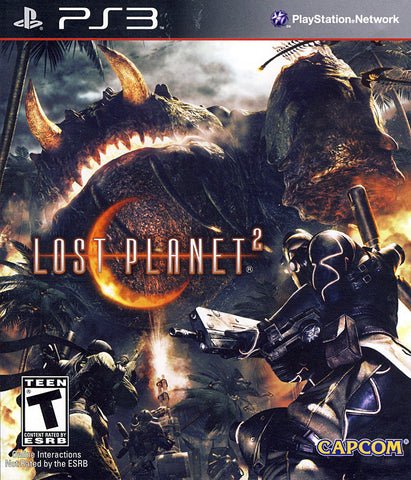 Lost Planet 2 (PLAYSTATION3) PLAYSTATION3 Game