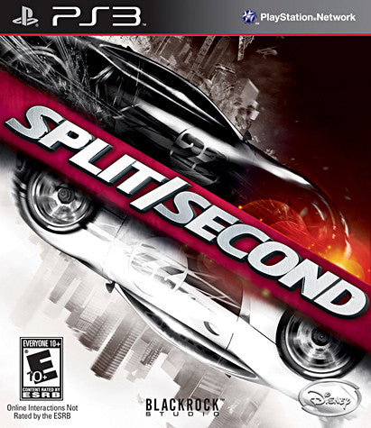 Split / Second (PLAYSTATION3) PLAYSTATION3 Game