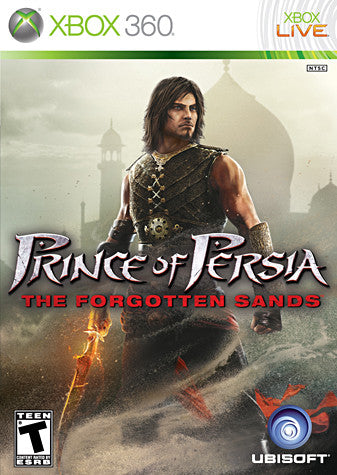 Prince of Persia - The Forgotten Sands (XBOX360) XBOX360 Game
