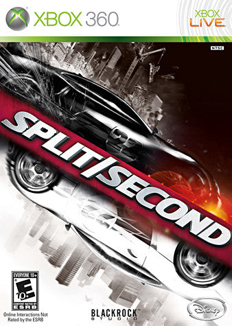 Split / Second (XBOX360) XBOX360 Game