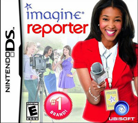 Imagine - Reporter (Bilingual Cover) (DS) DS Game