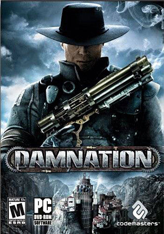 Damnation (Limit 1 copy per client) (PC) PC Game