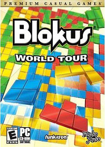 Blokus World Tour (PC) PC Game