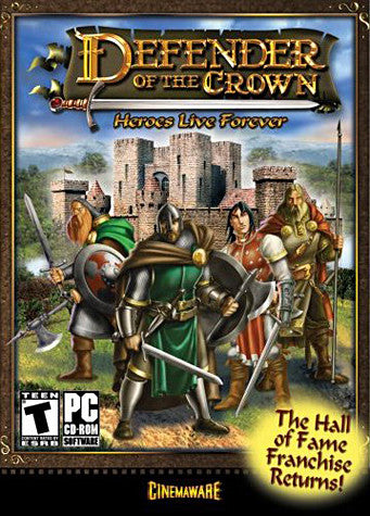Defender of the Crown - Heroes Live Forever (PC) PC Game