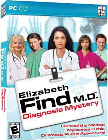 Elizabeth Find MD - Diagnosis Mystery (PC) PC Game