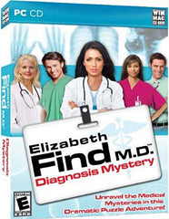 Elizabeth Find MD - Diagnosis Mystery (PC)