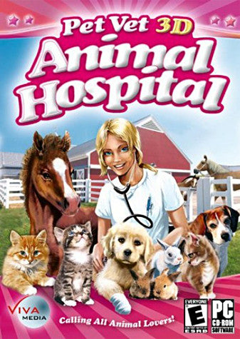 Pet Vet 3D - Animal Hospital (PC) PC Game