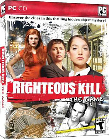 Righteous Kill (PC) PC Game