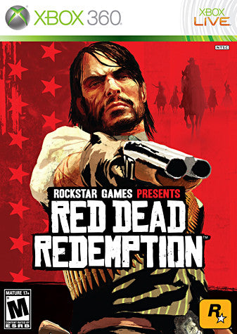 Red Dead Redemption (XBOX360) XBOX360 Game