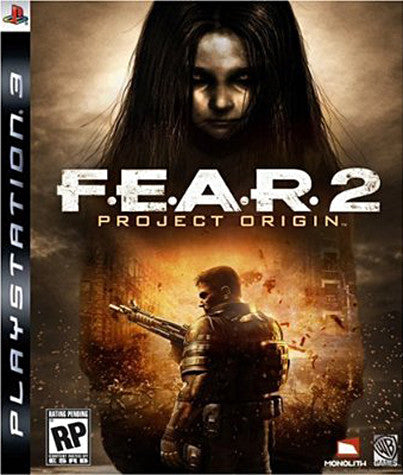 F.E.A.R. 2 - Project Origin (PLAYSTATION3) PLAYSTATION3 Game