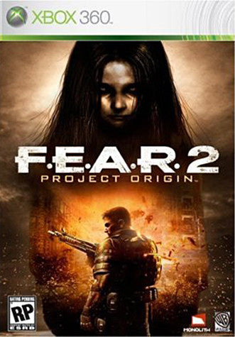 F.E.A.R. 2 - Project Origin (XBOX360) XBOX360 Game