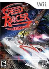 Speed Racer - The Videogame (NINTENDO WII)