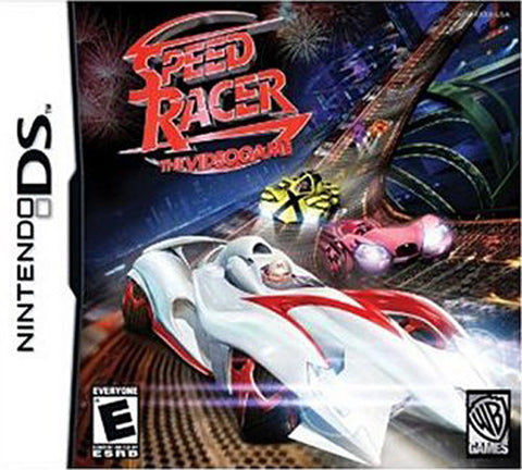Speed Racer - The Videogame (DS) DS Game
