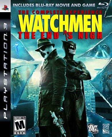 Watchmen - The End is Nigh The Complete Experience (PLAYSTATION3) PLAYSTATION3 Game