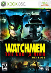 Watchmen - The End is Nigh - Part 1 & 2 (Bilingual Cover) (XBOX360)