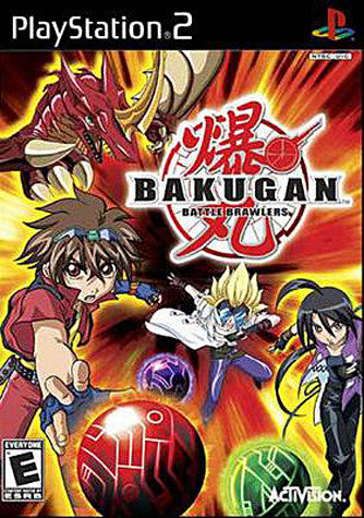 Bakugan - Battle Brawlers (Limit 1 copy per client) (PLAYSTATION2) PLAYSTATION2 Game