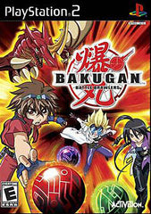 Bakugan - Battle Brawlers (Limit 1 copy per client) (PLAYSTATION2)