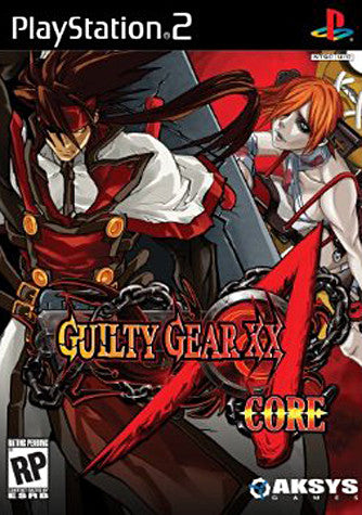 Guilty Gear - XX Accent Core (Limit 1 copy per client) (PLAYSTATION2) PLAYSTATION2 Game