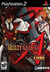 Guilty Gear - XX Accent Core (Limit 1 copy per client) (PLAYSTATION2)