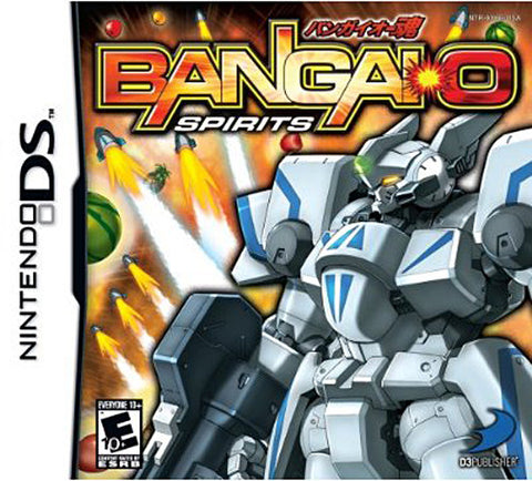 Bangai O - Spirits (DS) DS Game