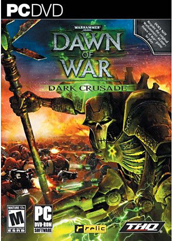 Warhammer 40,000 - Dawn of War - Dark Crusade (PC) PC Game