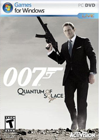 007 - Quantum of Solace (PC) PC Game