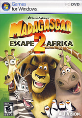 Madagascar 2 - Escape 2 Africa (PC)