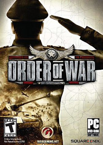 Order of War (European) (PC) PC Game
