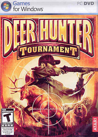 Deer Hunter Tournament (PC) PC Game