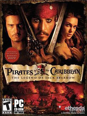 Pirates of the Caribbean - The Legend of Jack Sparrow (PC) PC Game