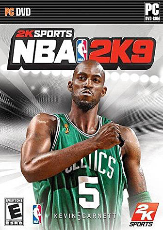 NBA 2K9 (Limit 1 copy per client) (PC) PC Game