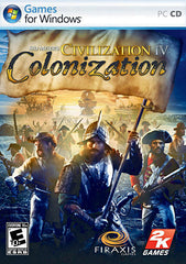 Sid Meier's Civilization IV - Colonization (Limit 1 copy per client) (PC)