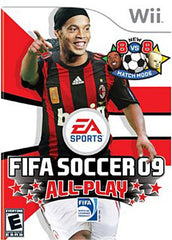 FIFA Soccer 09 - All Play (NINTENDO WII)