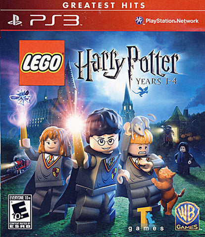 LEGO Harry Potter - Years 1-4 (PLAYSTATION3) PLAYSTATION3 Game