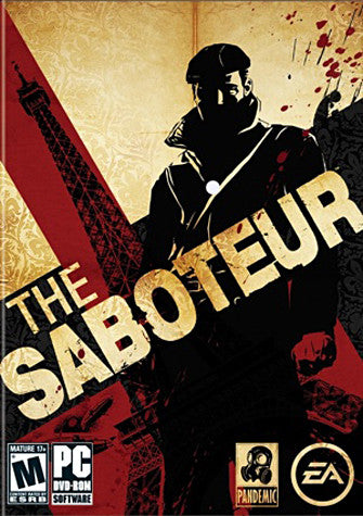 The Saboteur (PC) PC Game