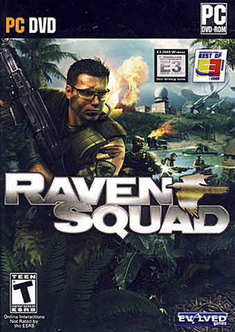 Raven Squad - Hidden Dagger (Limit 1 per Client) (PC) PC Game